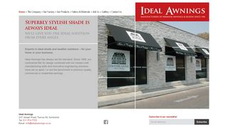 Ideal Awnings