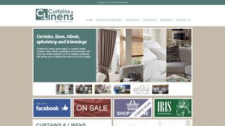 Curtains & Linens