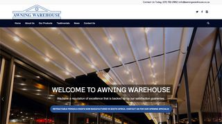Awning Warehouse