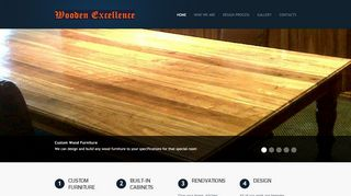Wooden Excellence