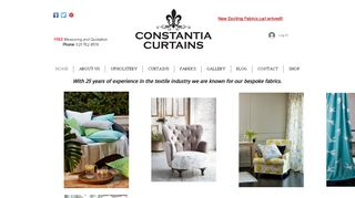 Constantia Curtains